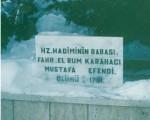 Kara Hacı Mustafa Efendi